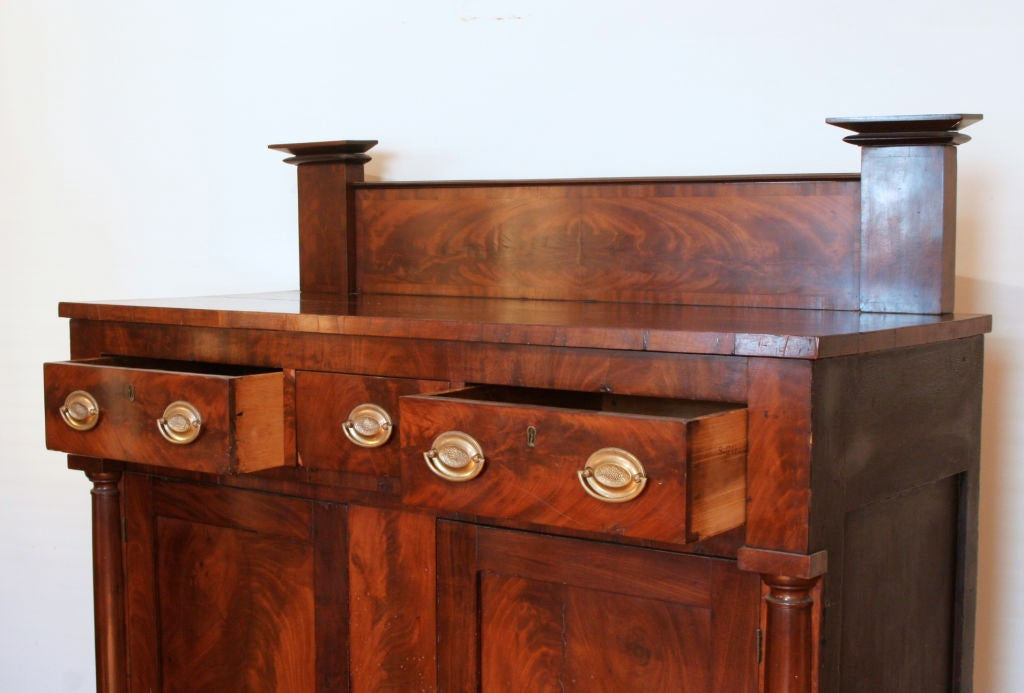Beautiful 19th c american sideboard at 1stdibs for Chippendale meuble