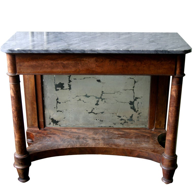 New york state pier table at 1stdibs for Table new york