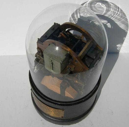 Original Edison Stock Ticker Tape Machine image 3