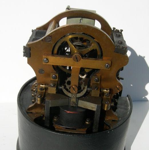Original Edison Stock Ticker Tape Machine image 4