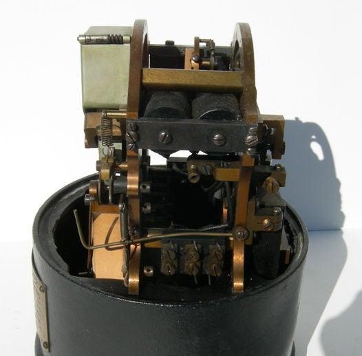 Original Edison Stock Ticker Tape Machine image 5