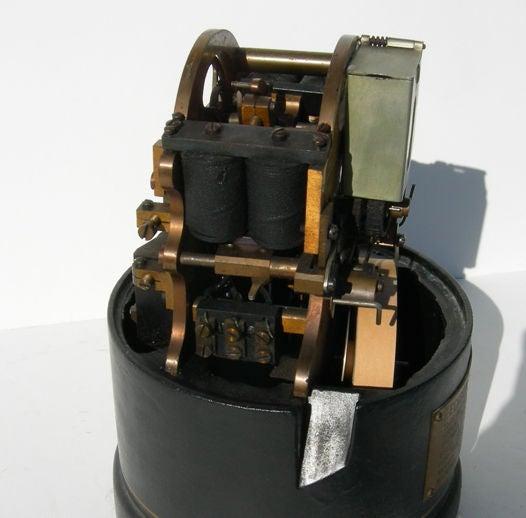 Original Edison Stock Ticker Tape Machine image 7