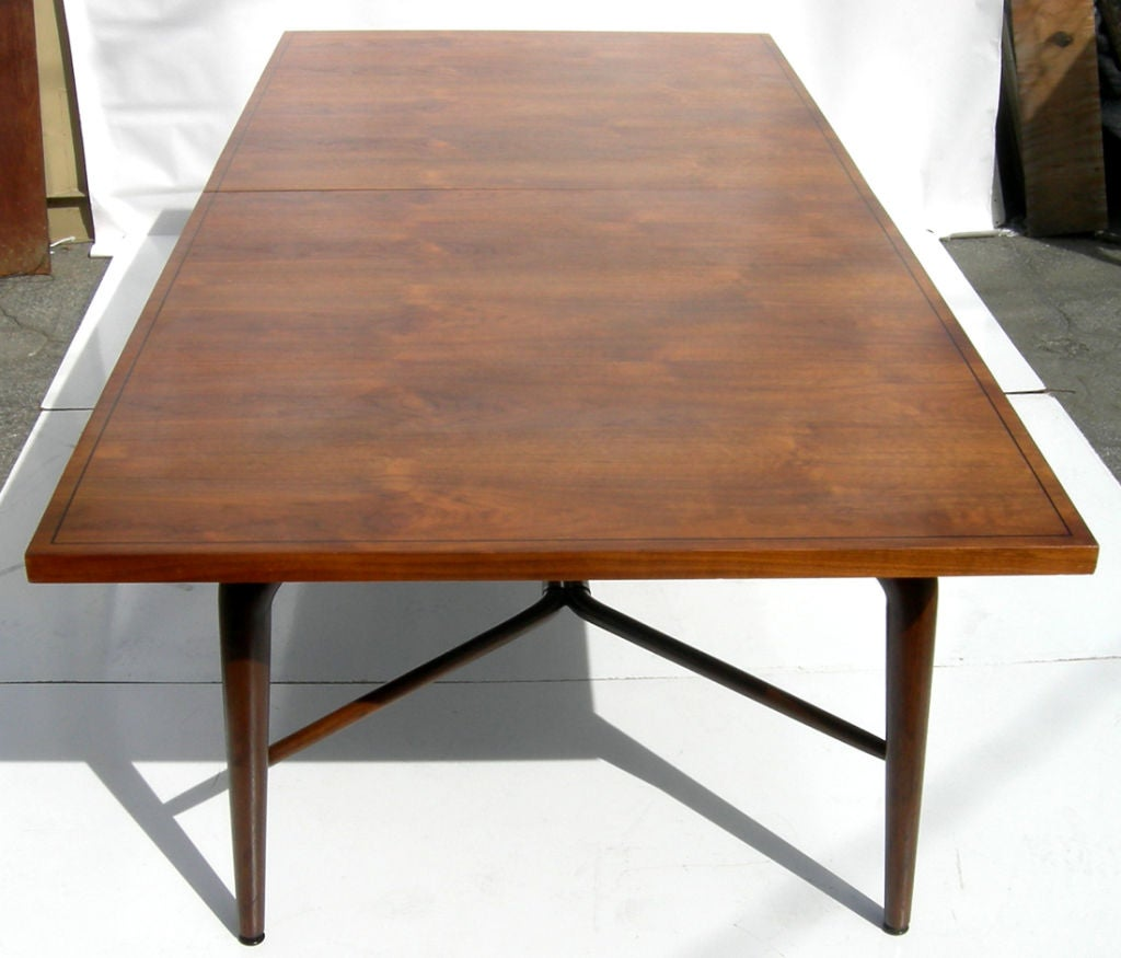 Expanding conference or dining table by monteverde young for 108 inch dining room table