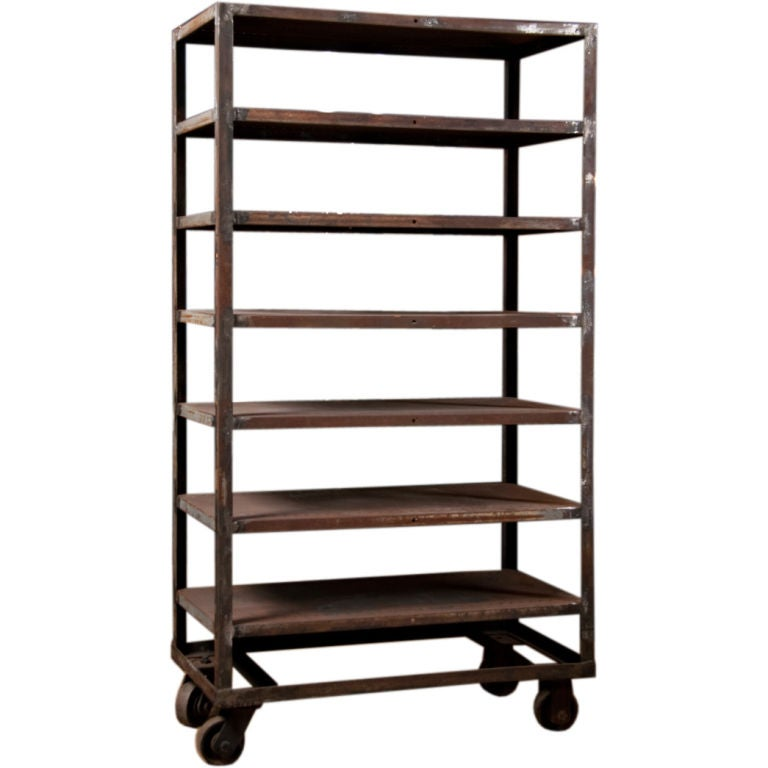 Workman 39 s etagere at 1stdibs - Etagere cases carrees ...