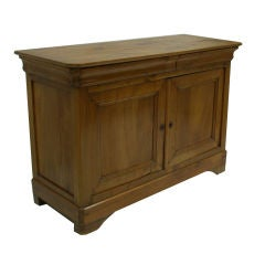 19th Century Louis Philippe Fruitwood Buffet