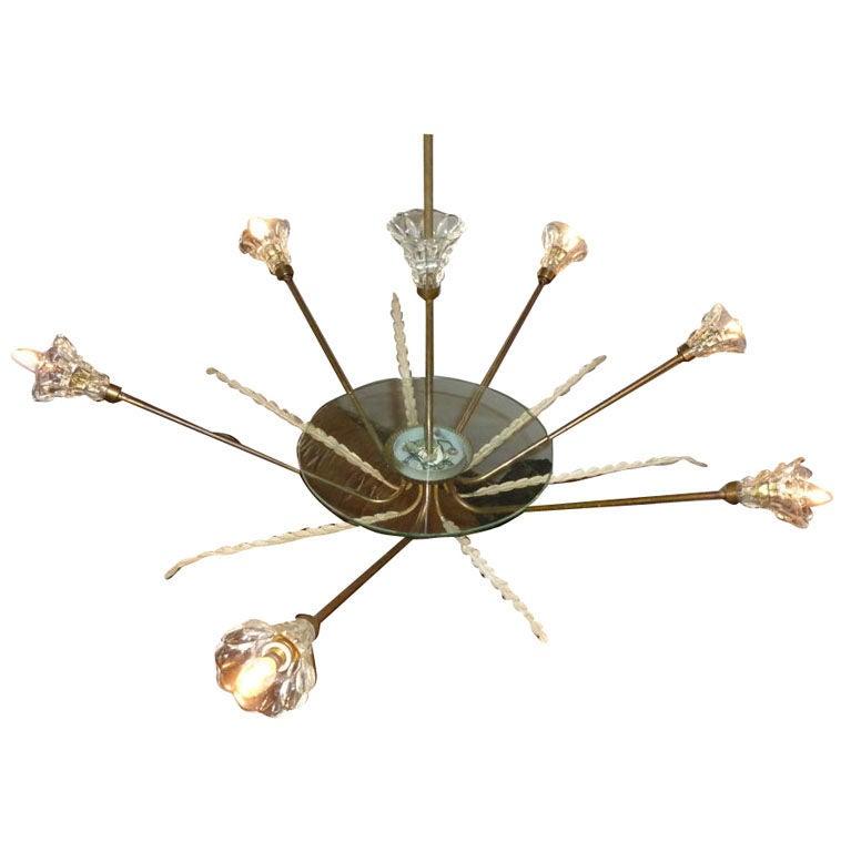 Italian chandelier