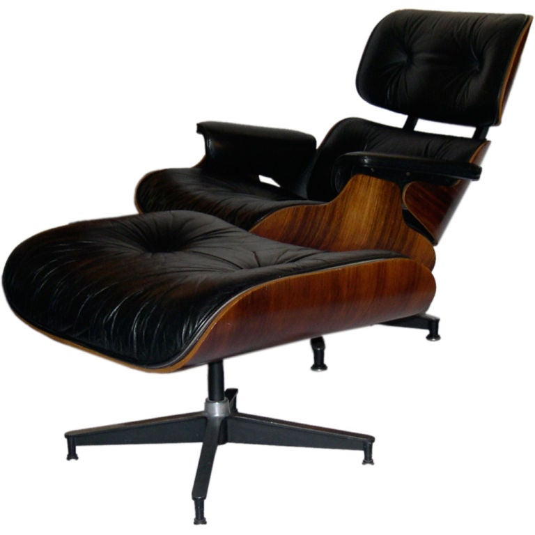 eames chair original erkennen eames lounge chair and ottoman by find me the original youtube. Black Bedroom Furniture Sets. Home Design Ideas