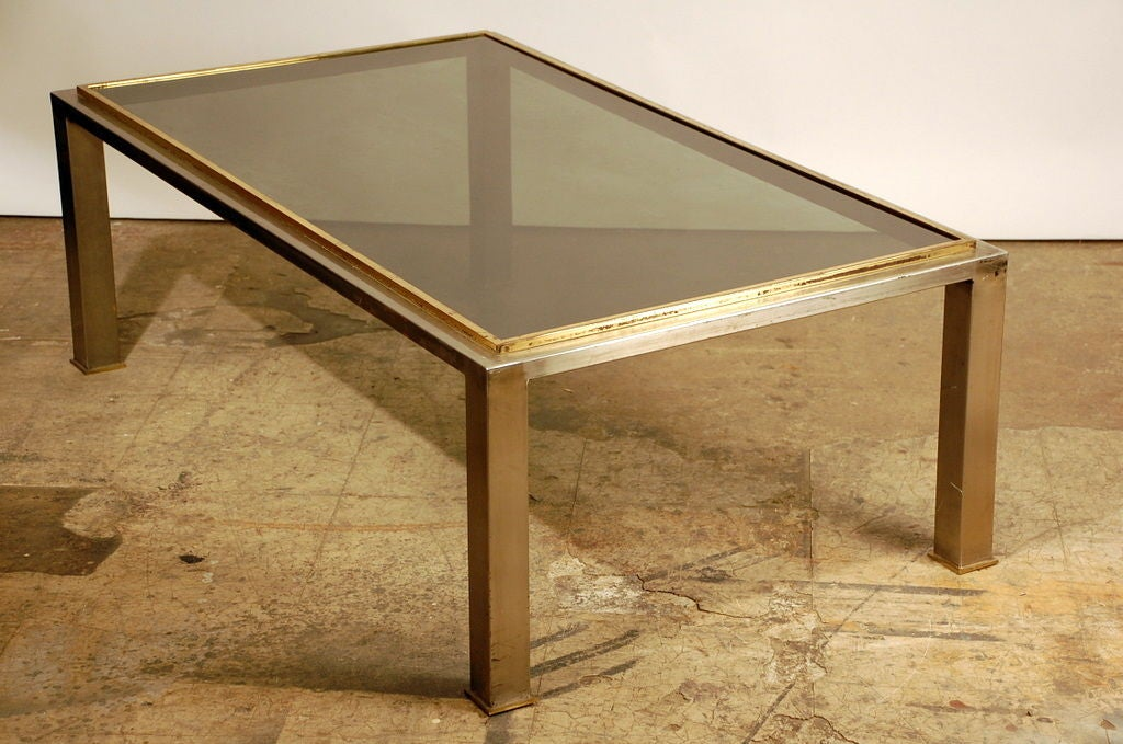 Classic French 60 39 S Coffee Table At 1stdibs