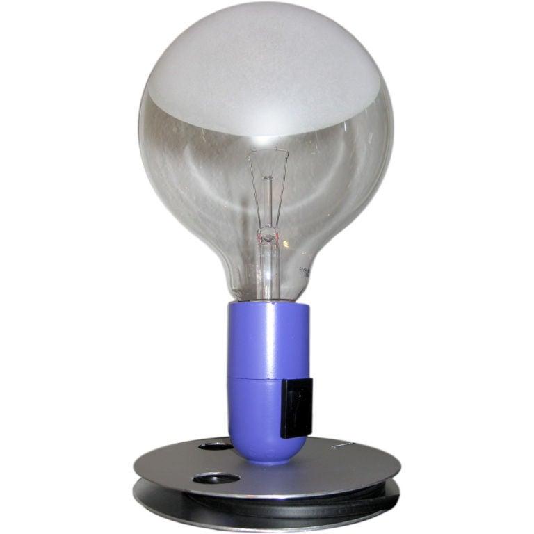 LAMPADINA-TABLE LAMP BY ACHILLE CASTIGLIONI at 1stdibs
