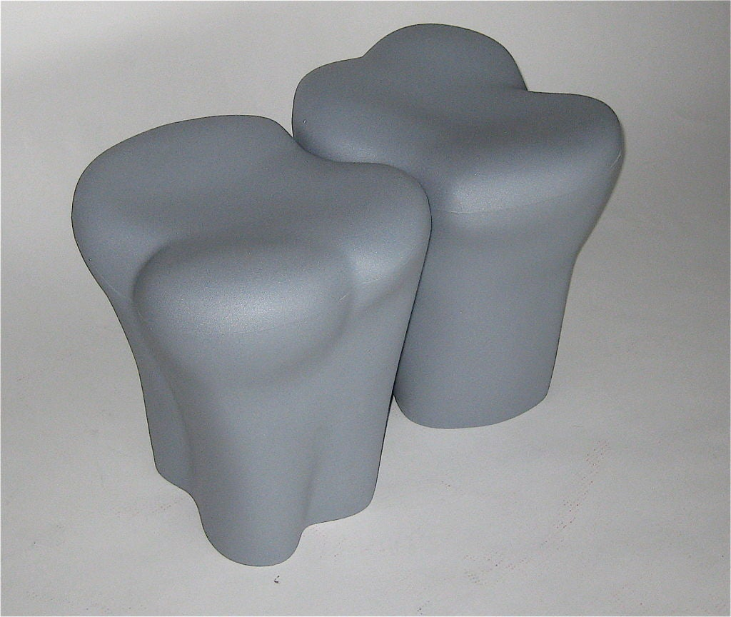 The Tooth Pr Stools By P Starck At 1stdibs