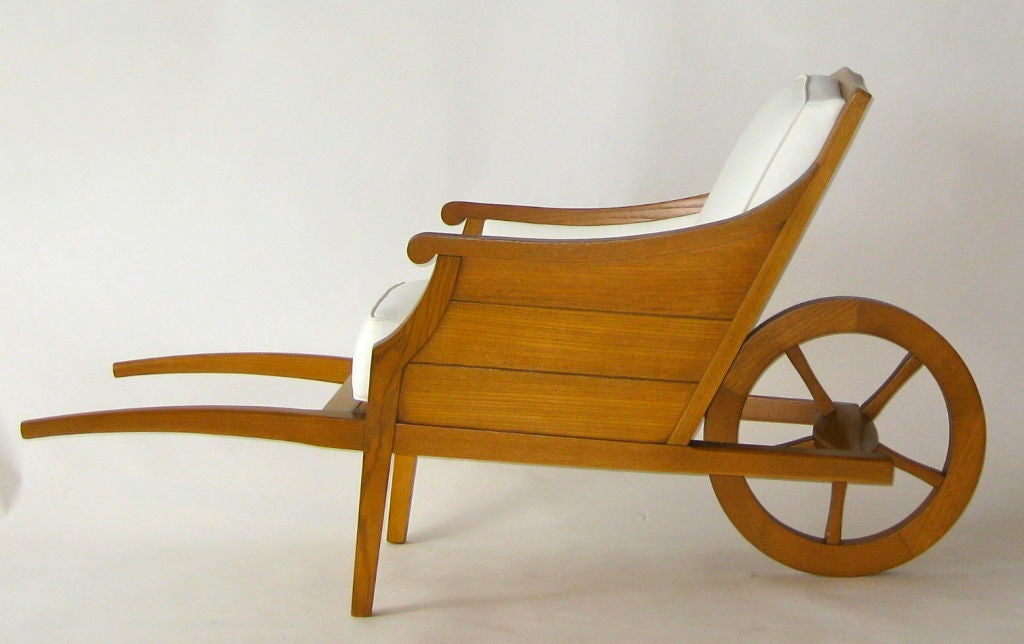 Philippe starck 39 s classic ceci n 39 est pas une brouette - Ceci n est pas une chaise ...