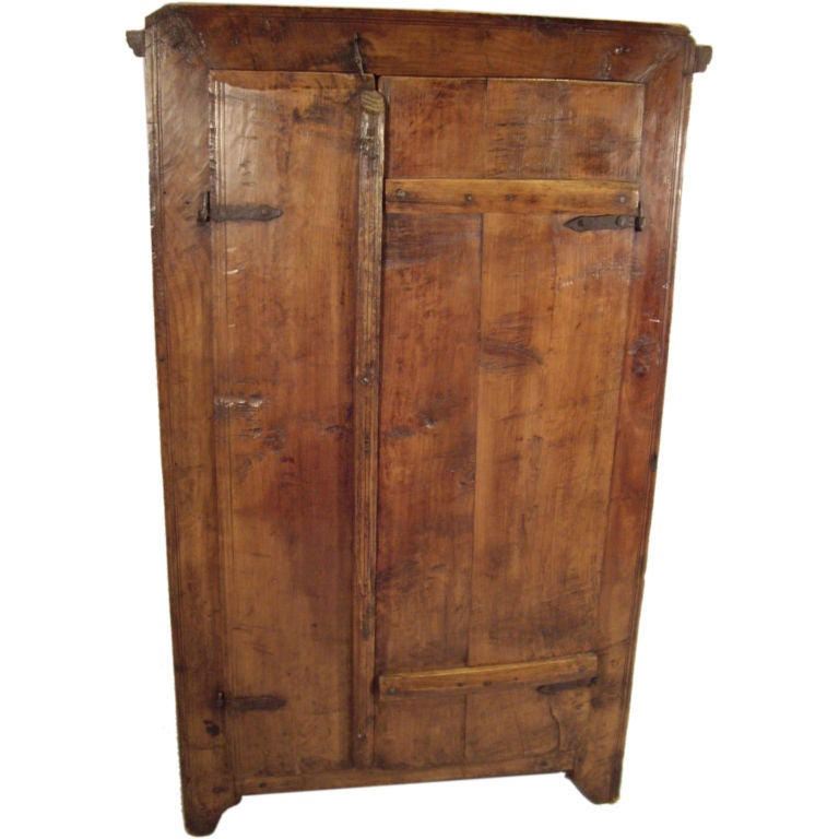 Rustic Italian Cupboard At 1stdibs