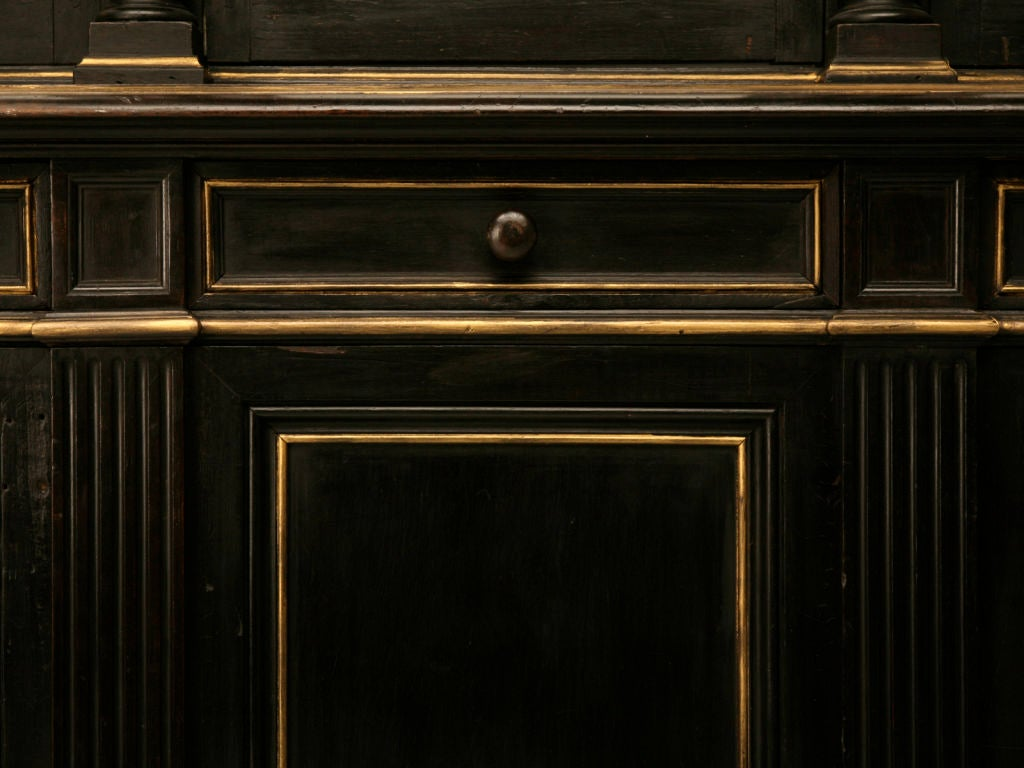 c.1875 French Napoleon III Bibliotheque/Cabinet For Sale 6