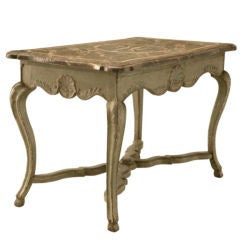 Antique Italian Restored Painted Table