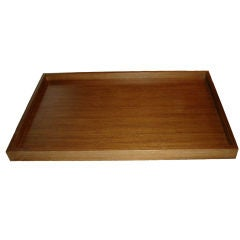Wenge Wood Tray