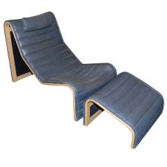 1960 39 s pair of stamped pierre guariche daybeds at 1stdibs for Chaise james eames
