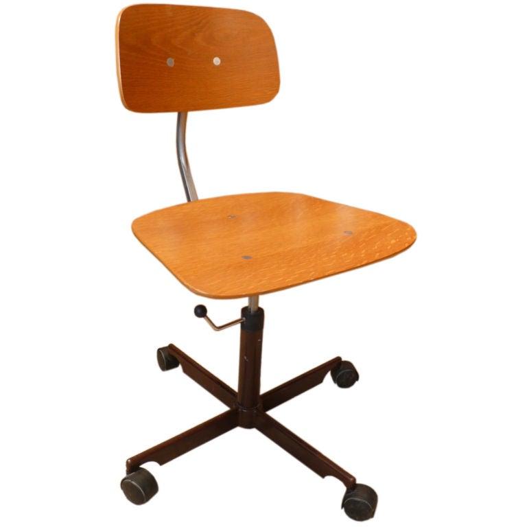 Vintage Kevi Chair At 1stdibs