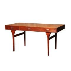 Vintage Nanna Dietzel Wooden Desk