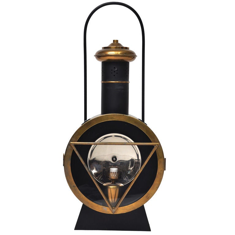1960s Neo Classical Style Lantern At 1stdibs