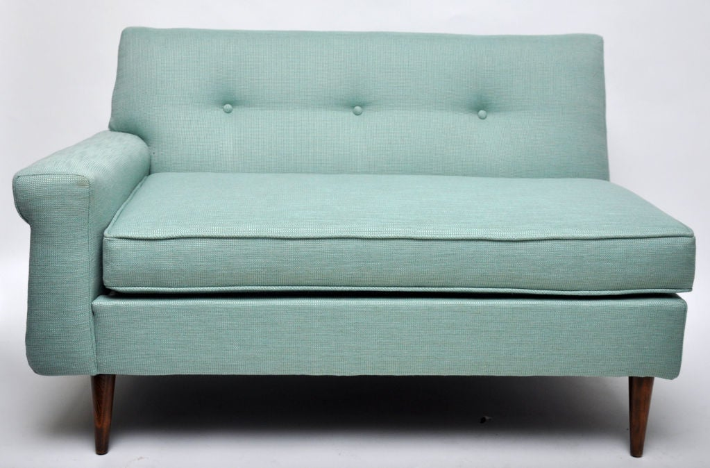 Two Piece Sectional Sofa Circa 1950s At 1stdibs