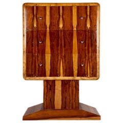 French Art Deco Commode by G.P. Paris