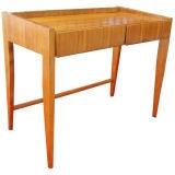 Iconic Gio Ponti Two-Drawer Desk