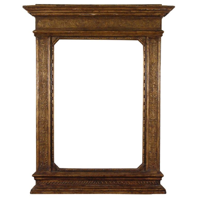 18th Century and Earlier Picture Frames - 79 For Sale at 1stdibs