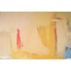 Abstract Painting by Victor Mirabelli
