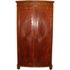 19th Century Anglo Indian/Indo-Portuguese Cabinet