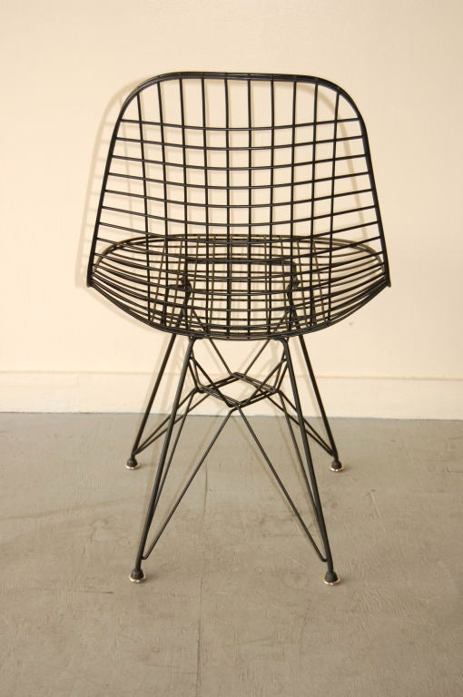 Eames Eiffel Tower Chairs At 1stdibs