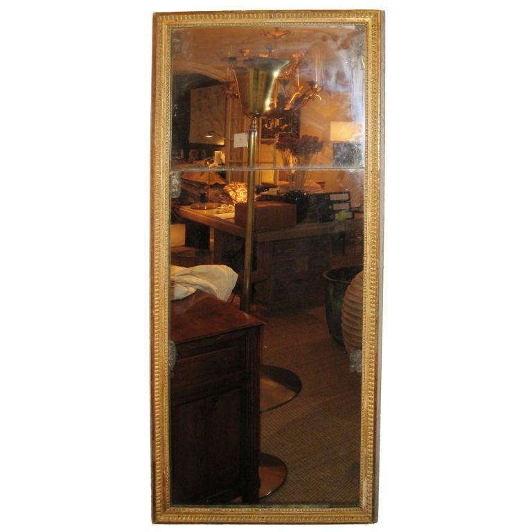 Louis XVI Period Pier Mirror