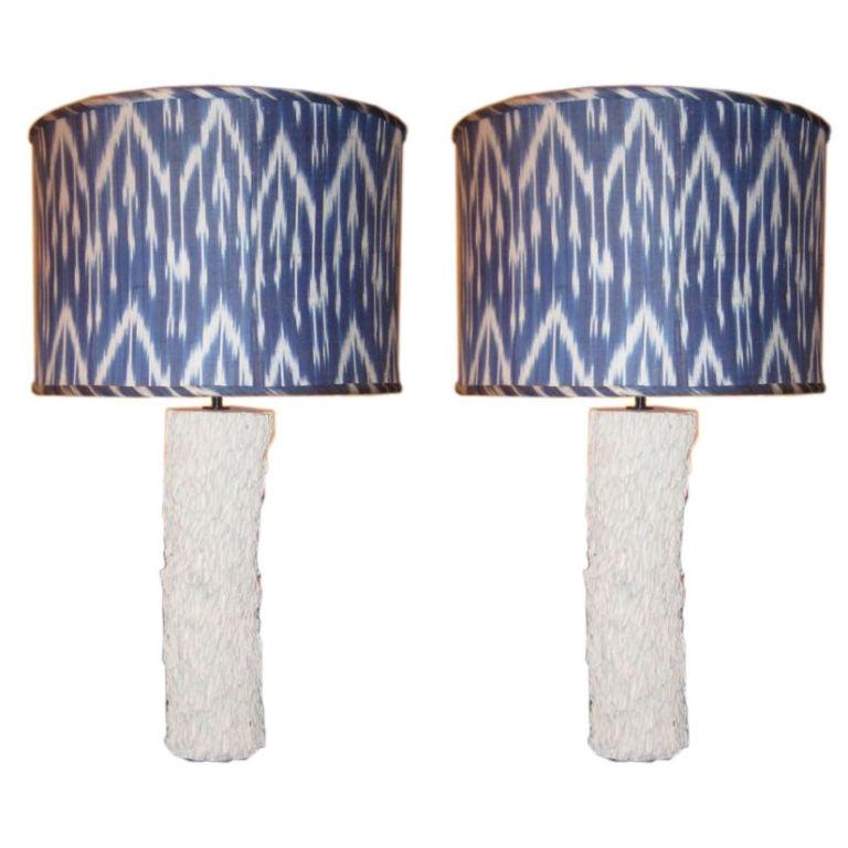 Pair of Custom lamps