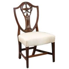 Rhode Island George III Mahogany Chair