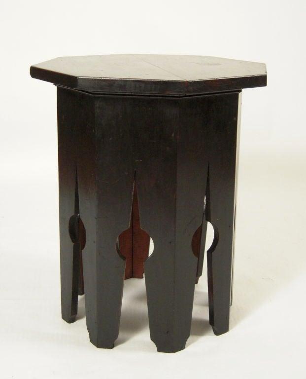 tabouret occasional table at 1stdibs. Black Bedroom Furniture Sets. Home Design Ideas