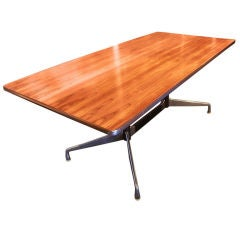 Rare Rosewood Table by Charles Eames for Herman Miller