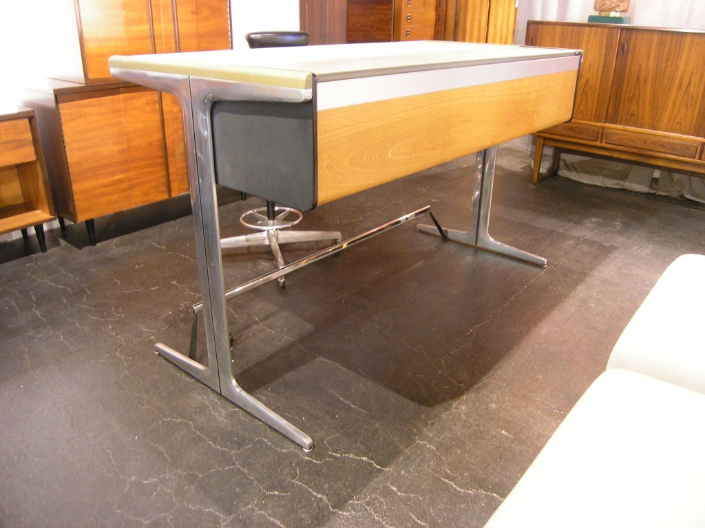 action office 1 desk by george nelson for herman miller 7 action office desk george