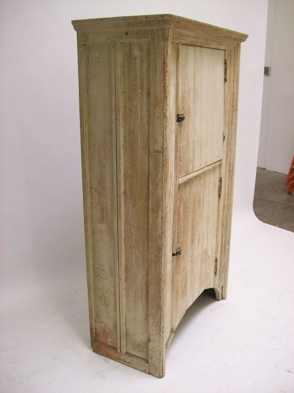 Wooden Pantry Cabinet At 1stdibs