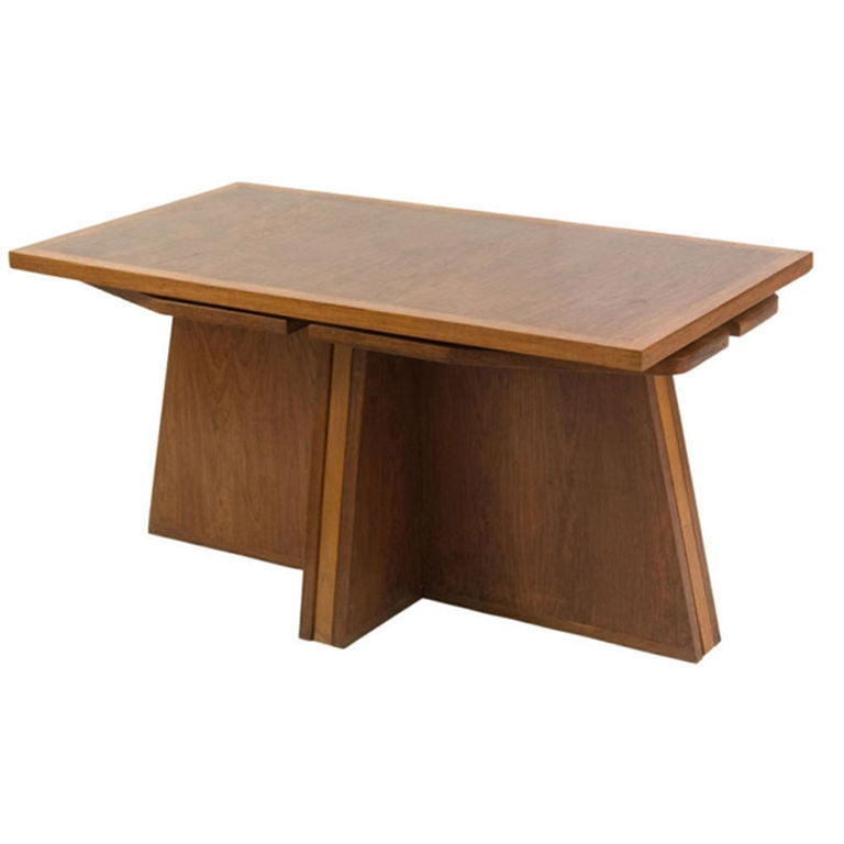Mid-Century French Nesting Tables At 1stdibs