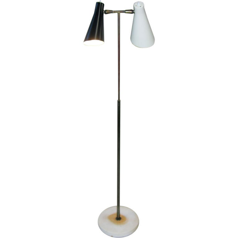 O 39 Luce Floor Lamp At 1stdibs