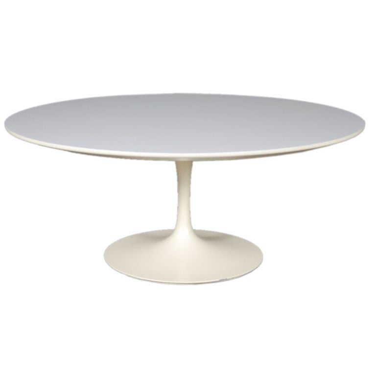 Eero Saarinen Tulip Table At 1stdibs