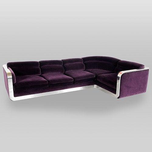 corner sofa by maxform at 1stdibs. Black Bedroom Furniture Sets. Home Design Ideas
