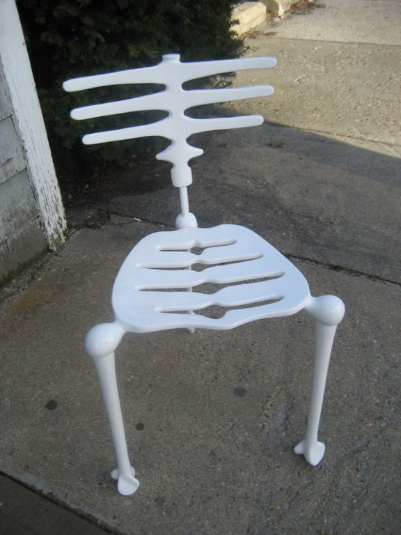 Skeleton Side Chair At 1stdibs & Michael Aram Skeleton Chair New Designs And Hand Crafted Pieces ...