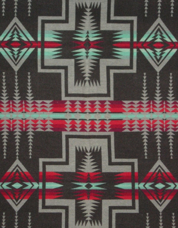 20th Century American Indian Trade Blanket.  Pendleton. For Sale