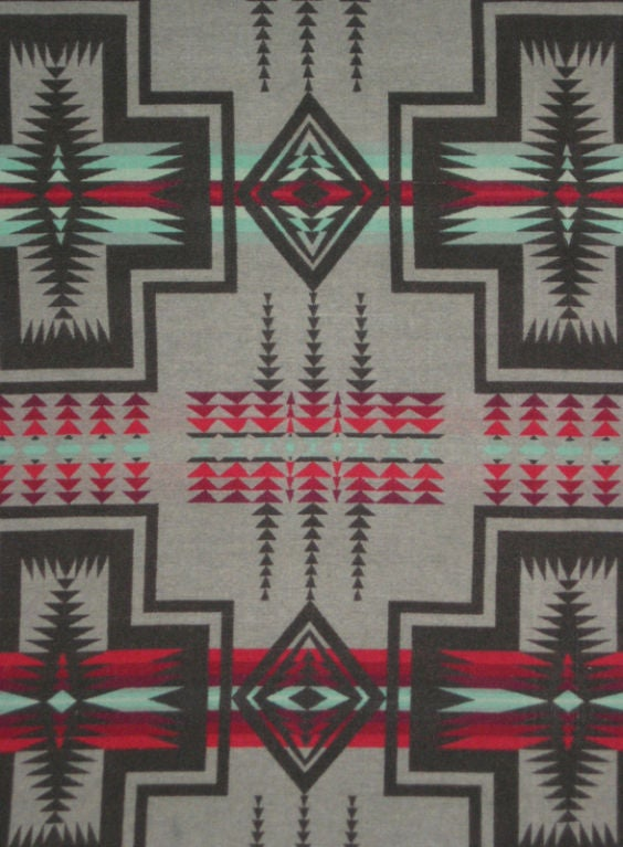 American Indian Trade Blanket.  Pendleton. For Sale 2