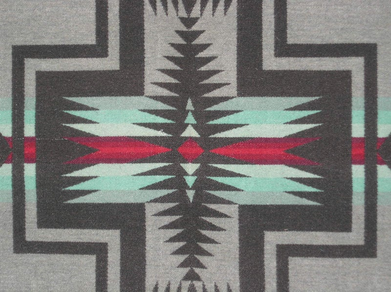 American Indian Trade Blanket.  Pendleton. For Sale 4