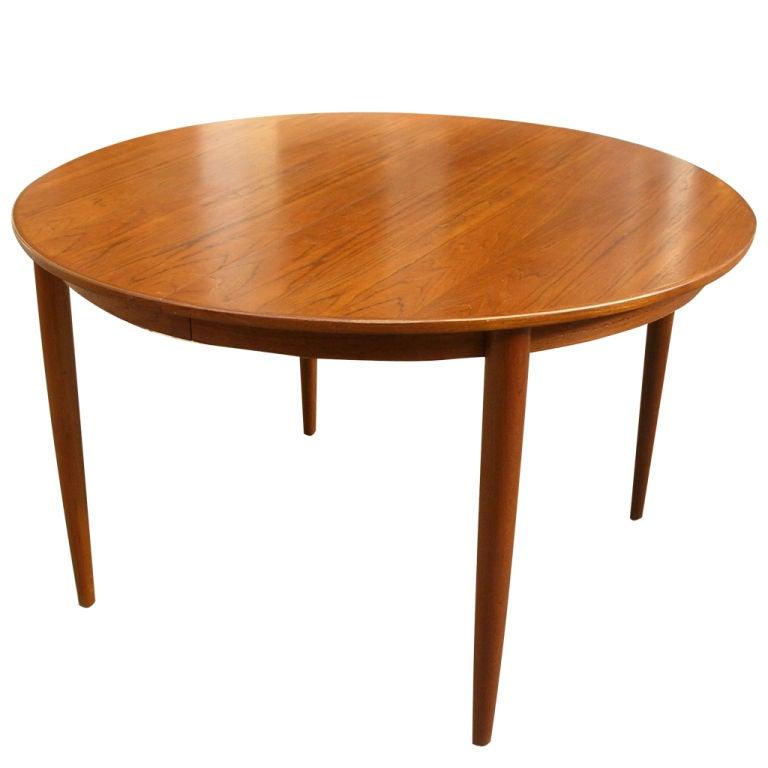 Moreddi Danish Teak Dining Table At 1stdibs