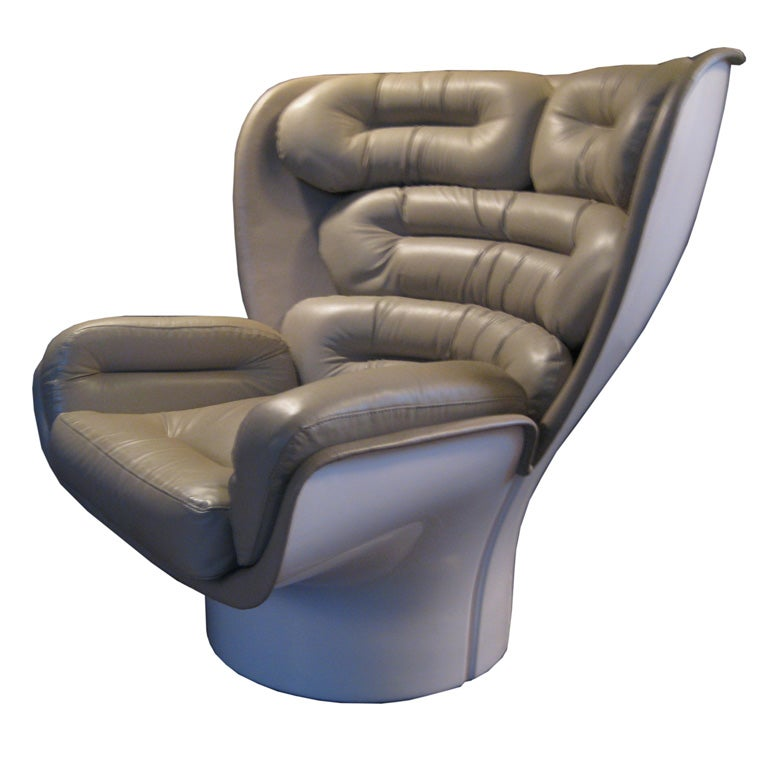 Elda Chair By Joe Colombo For Comfort At 1stdibs