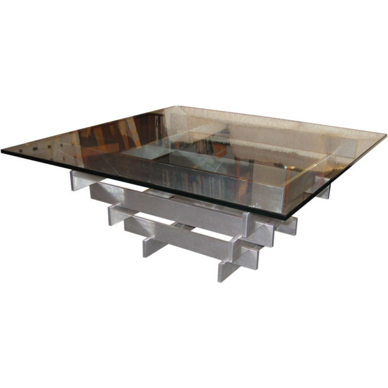 Paul mayen coffee table for habitat at 1stdibs for Coffee tables habitat