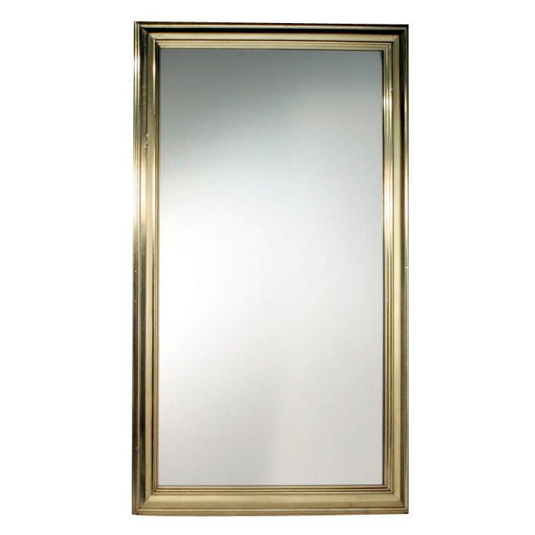 Brass Pub Mirror