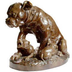 Ceramic Dog Group